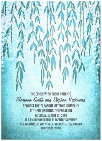 willow-tree-branches-blue-string-lights-wedding-invite