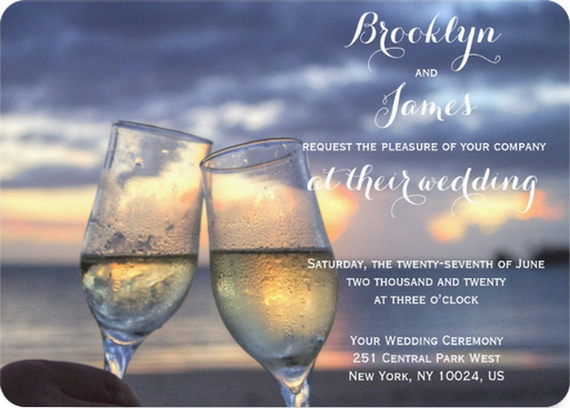 personalized-round-sunsets-beach-wedding-invites